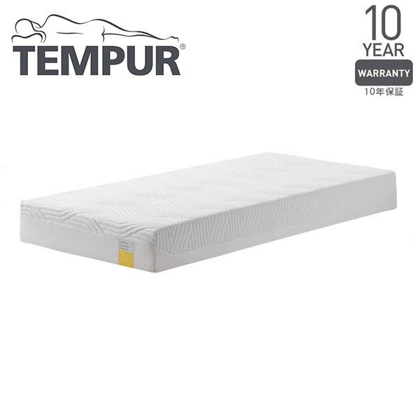 【TEMPUR テンピュール】 低反発マットレス 【セミダブル】 厚さ21cm 洗えるカバー付き 正規品 『センセーションスプリーム21』【代引不可】