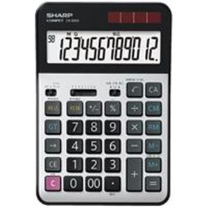 【マラソンでポイント最大44倍】(業務用5セット) 12桁 大型卓上電卓 シャープエレクトロニクスマーケティング 大型卓上電卓 CS-S952-X 12桁 CS-S952-X, ハチジョウマチ:1555a1b9 --- officewill.xsrv.jp