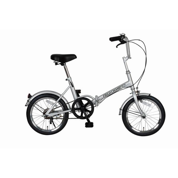折畳み自転車 FIELD CHAMP365 FDB16 No.72750【代引不可】