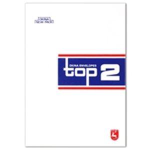 (業務用300セット) オキナ 洋型封筒 ET2N トップ2 枠なし 10枚