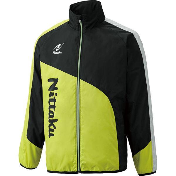 【マラソンでポイント最大43倍】ニッタク(Nittaku) ライトウォーマー CUR シャツ NW2840 グリーン S