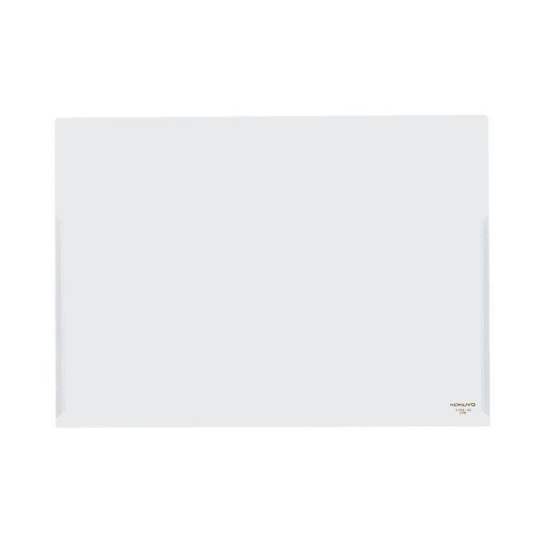 (まとめ) コクヨ 図面クリヤーホルダー(クリアホルダー)(Bタイプ) A3用 セ-F98 1セット(5枚) 【×4セット】