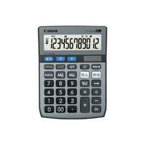 【マラソンでポイント最大44倍】(業務用20セット) キヤノン Canon 環境配慮実務電卓 LS-122TUG