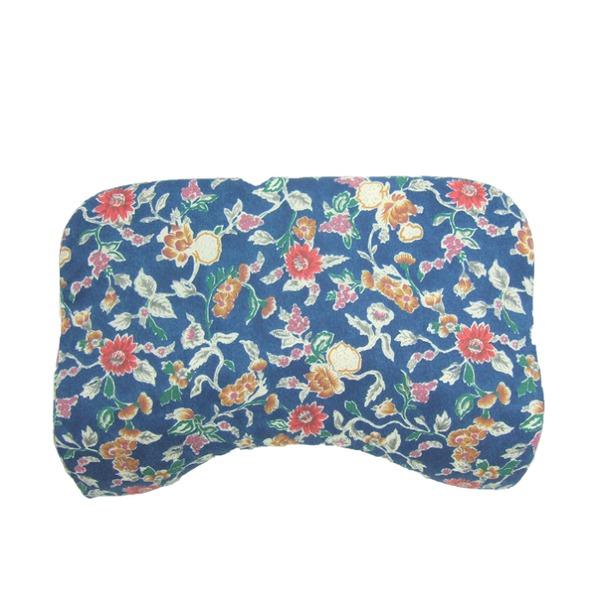 低反発枕 カバー付き(フラワーガーデン) 肩フィット SP-5