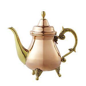 【マラソンでポイント最大43倍】Kalita(カリタ) 銅コーヒーポット 52007