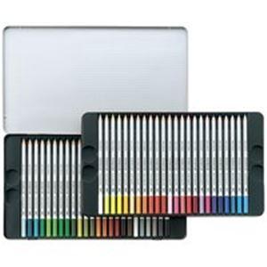 【スーパーセールでポイント最大44倍】(業務用3セット) ステッドラー カラト水彩色鉛筆 125M48 48色
