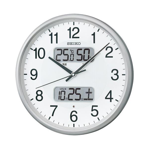スーパーセールでポイント最大44倍 セイコークロック セイコー KX383S 当店は最高な サービスを提供します 爆買いセール 電波掛時計