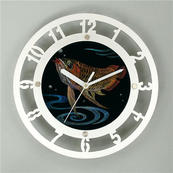 【スーパーセールでポイント最大44倍】(まとめ)アーテック メタリック時計 アートガラスセット 【×40セット】