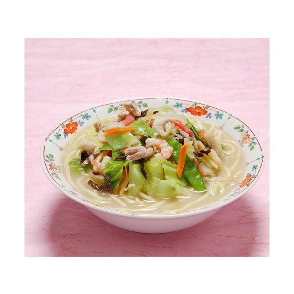 本場の長崎ちゃんぽんが、電子レンジやお鍋で簡単に調理ができます。 レンジで簡単!長崎ちゃんぽん 30食【代引不可】