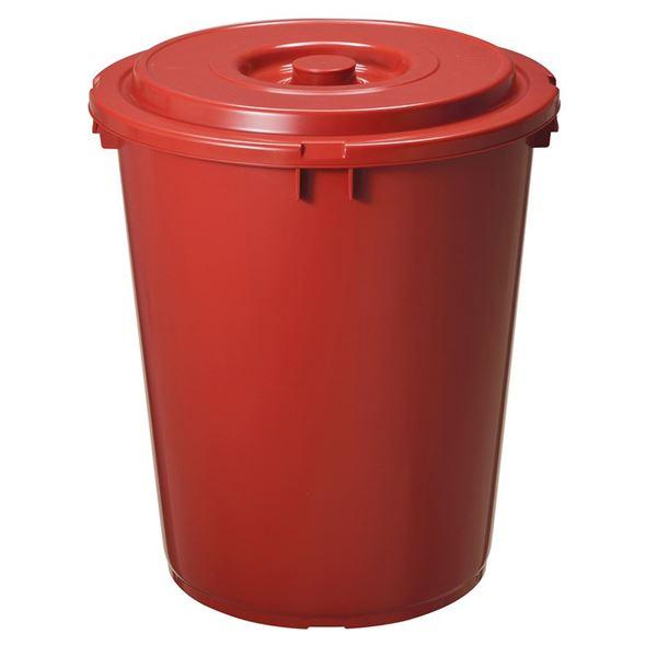 【マラソンでポイント最大43倍】味噌樽/みそ保存容器 【75型】 プラスチック製 深型設計 上フタ・押しフタ/持ち手付き 『新輝合成』