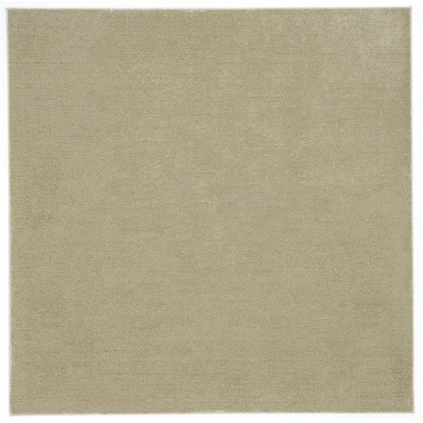 防炎&防音 ナイロンラグ/絨毯 【140cm×200cm ベージュ】 長方形 日本製 スミノエ 『カーム』 〔リビング〕【代引不可】