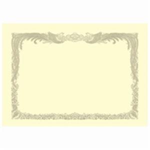 (業務用10セット) ジョインテックス OA賞状用紙クリーム縦書用A4 100枚N149J-10