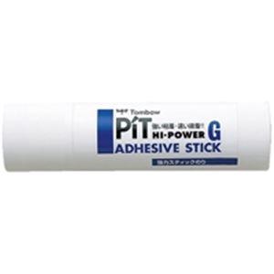 (業務用5セット) トンボ鉛筆 のり ピットハイパワー PT-GP 40g 20個 【×5セット】