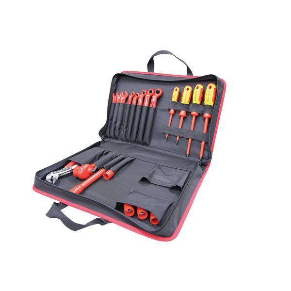 KNIPEX(クニペックス)HEVAUTO-SET2 次世代車用絶縁工具セット