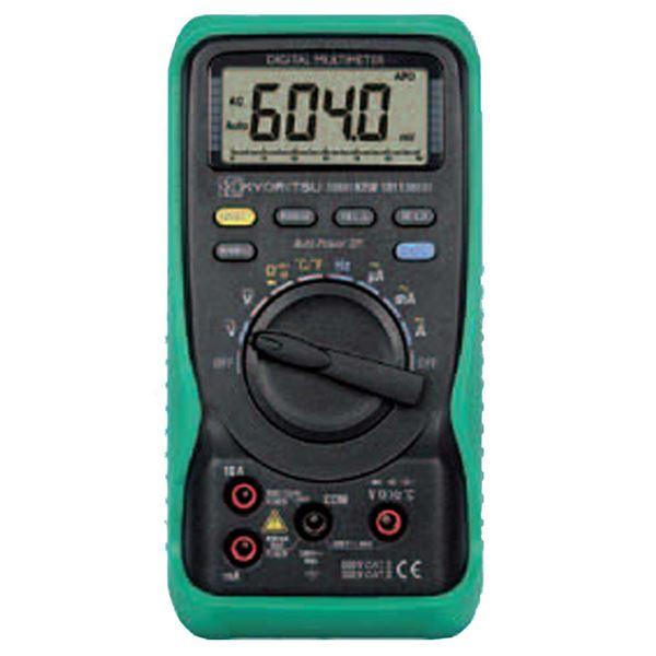 【マラソンでポイント最大43倍】共立電気計器 キューマルチメータ 1011【代引不可】