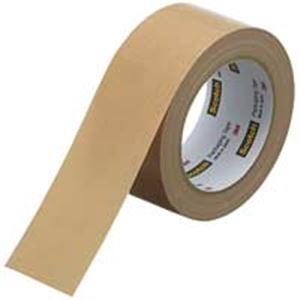 【スーパーセールでポイント最大44倍】(業務用3セット) スリーエム 3M 布梱包用テープ 軽量物用 509BEN 30巻