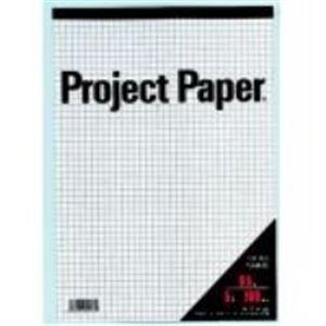 【スーパーセールでポイント最大44倍】(業務用100セット) オキナ プロジェクトペーパー PPA45S A4 5mm方眼