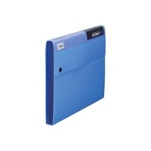 (業務用50セット) キングジム ドキュメントファイル 2270 A4 21mm 青