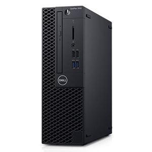 DELL OptiPlex 3060 SFF(Win10Pro64bit/4GB/Corei3-8100/1TB/SuperMulti/VGA/1年保守/Officeなし)