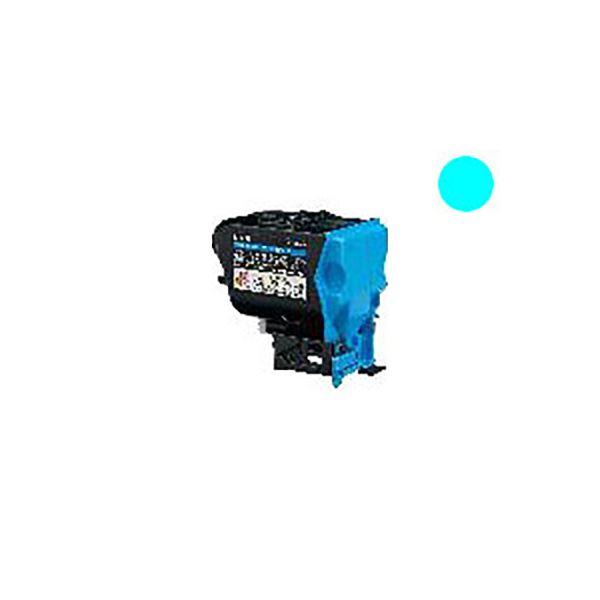(業務用3セット) 【純正品】 EPSON エプソン トナーカートリッジ 【LPC4T9CV シアン】 環境推進トナー