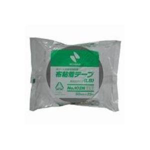 (業務用100セット) ニチバン カラー布テープ 102N-50 50mm*25m オリーブ