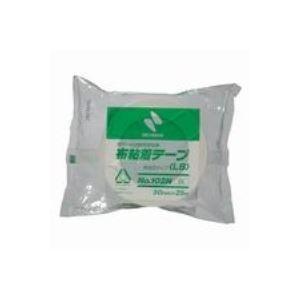 (業務用100セット) ニチバン カラー布テープ 102N-50 50mm×25m 白
