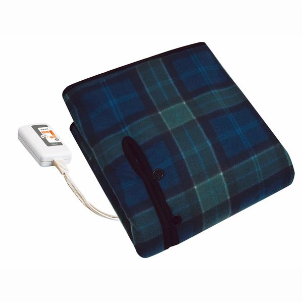 【マラソンでポイント最大43倍】リフォン 電気ひざ掛け毛布/電気毛布 【150cm×90cm】 本体丸洗い