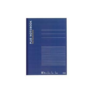 【スーパーセールでポイント最大44倍】(業務用200セット) プラス ノートブック NO-204BS A4 B罫