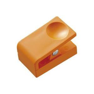 (業務用20セット) ジョインテックス マグネットクリップ(プラ)橙10個 B511J-O10