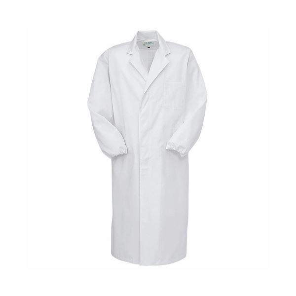 (まとめ) コーコス 抗菌防臭実験衣男シングル LLサイズ 1012 1枚 【×2セット】