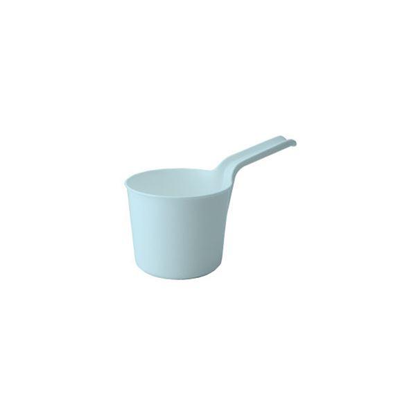 【40セット】 シンプル 手桶/湯おけ 【ブルー】 材質:PP 『HOME&HOME』【代引不可】