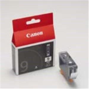 (業務用10セット) Canon キヤノン インクカートリッジ 純正 【BCI-9BK】 3本入り ブラック(黒) ×10セット