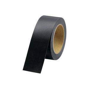 【スーパーセールでポイント最大44倍】(業務用100セット) ジョインテックス カラー布テープ黒 1巻 B340J-BK