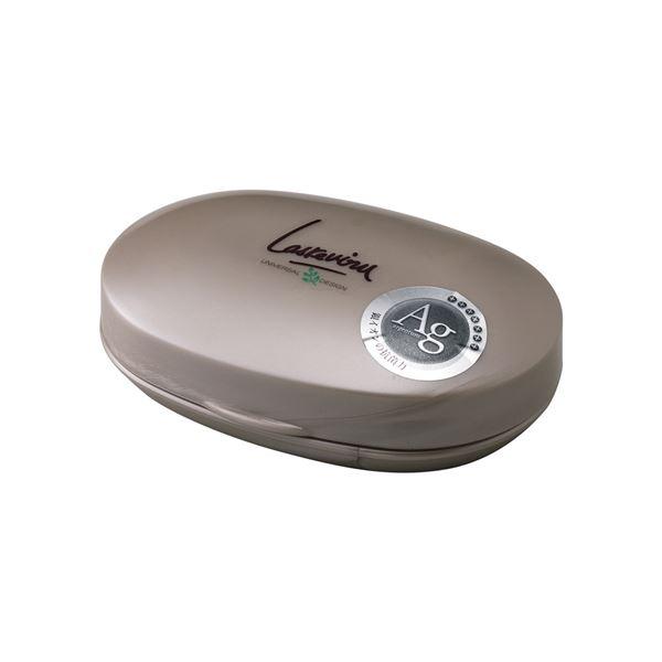 【30セット】 石鹸箱/石鹸置き 【ブロンズ】 材質:EVA 『AGラスレウ゛ィーヌ』【代引不可】