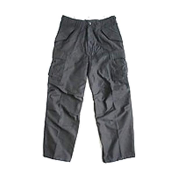 USタイプ「 M-65」フィールドパンツ PP062YN ブラック レディース Mサイズ 【 レプリカ 】