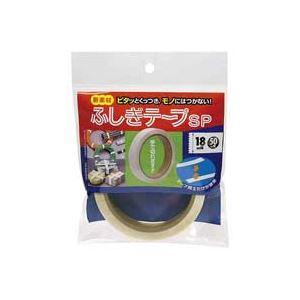 (業務用100セット) 仁礼工業 ふしぎテープエスピー白 18×50m SPK18W-50