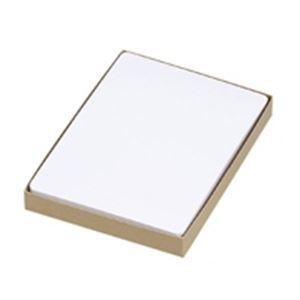 (業務用30セット) コトブキ プリンタ用挨拶状カード 7992 2つ折 100枚