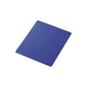 【マラソンでポイント最大43倍】(業務用50セット) エレコム ELECOM マウスパッド MP-108BUD ブルー