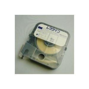 【マラソンでポイント最大43倍】(業務用70セット) マックス レタツインテープ LM-TP305T 透明 5mm×8m
