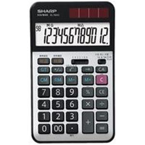 【スーパーセールでポイント最大44倍】(業務用5セット) シャープエレクトロニクスマーケティング 中型卓上電卓 12桁 EL-N942-X