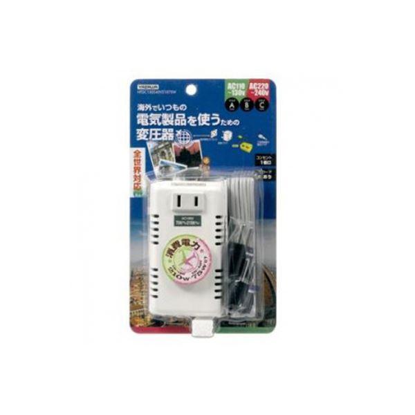 【スーパーセールでポイント最大44倍】YAZAWA 海外旅行用変圧器130V240V210W HTDC130240V21075W