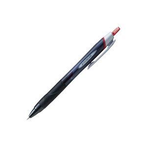 【マラソンでポイント最大43倍】(業務用200セット) 三菱鉛筆 油性ボールペン/ジェットストリーム 【0.38mm/赤】 ノック式 SXN-150-38