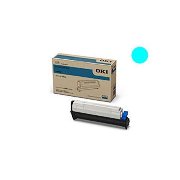(業務用3セット) 【純正品】 OKI 沖データ イメージドラム/プリンター用品 【ID-C3MC シアン】