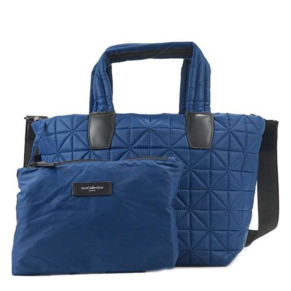 BEECOLLECTIVE(ビーコレクティブ )トートバッグ 101-201-303 BLUE