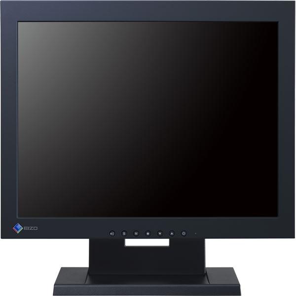 EIZO 38cm(15.0)型タッチパネル装着カラー液晶モニター DuraVision FDX1501T-Aブラック FDX1501T-ABK