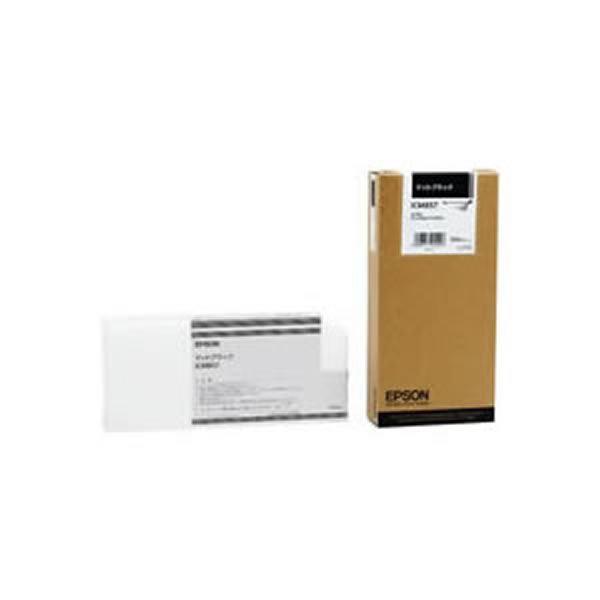 (業務用3セット) 【純正品】 EPSON エプソン インクカートリッジ/トナーカートリッジ 【ICMB57 MBK ブラック】