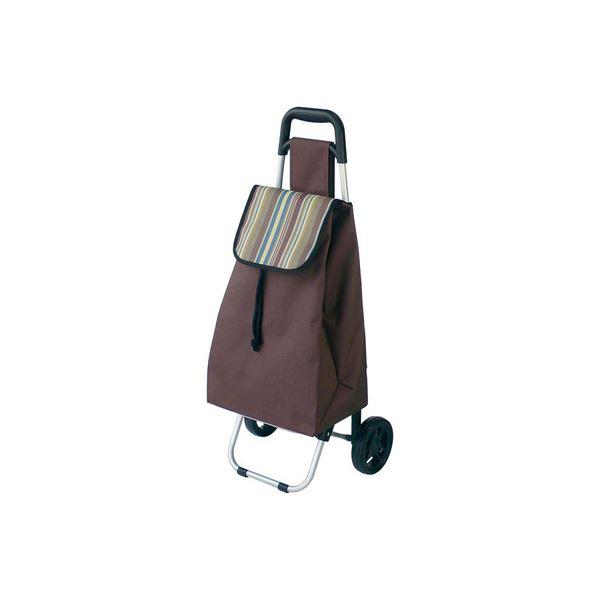 (業務用セット) RQショッピングカートA301 シマ茶 RQC-A301SS【×3セット】