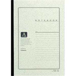 (業務用500セット) キョクトウ・アソシエイツ とじクロス巻ノート KT3A セミB5 普通罫