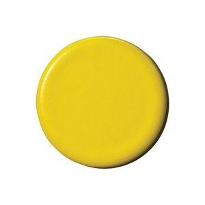 (業務用50セット) ジョインテックス 強力カラーマグネット 塗装25mm 黄 B273J-Y 10個