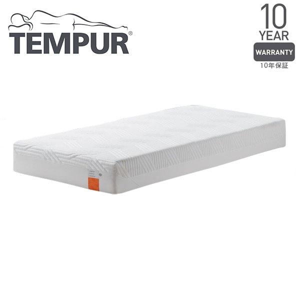 【TEMPUR テンピュール】 低反発マットレス 【セミダブル】 幅30cm かため 洗えるカバー付き 正規品 『コントゥアスプリーム21』【代引不可】